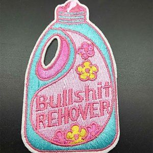 1 PC Bullshit remover Laundry Detergent Patch